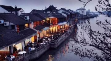 盘点上海这些好玩的地方
