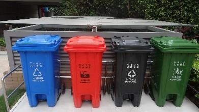 沪检查垃圾分类情况 世茂广场、皇家艾美酒店等被约谈