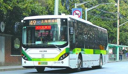 公交49路开出雷锋传承车 为乘客提供更优质服务