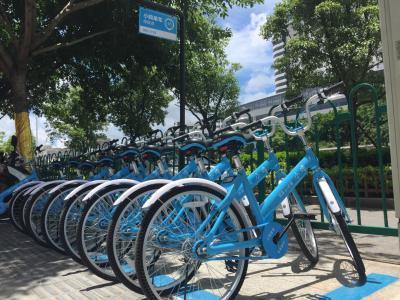 小鸣单车破产遗留5万辆废弃车辆 上海市交通委出细则