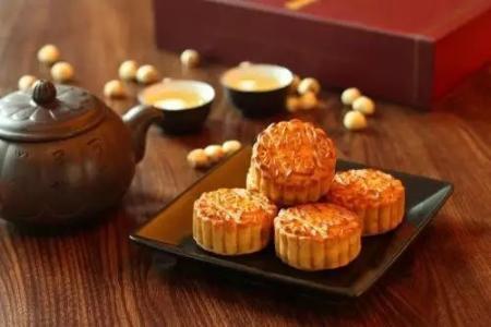 沪老字号月饼礼盒未出现大幅涨价 流沙馅受欢迎