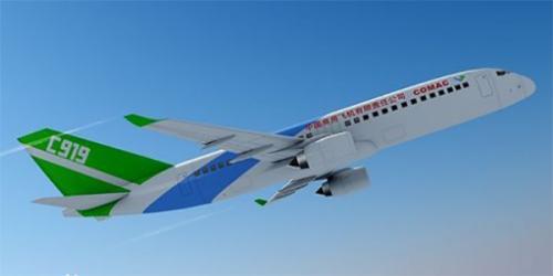 ARJ21飞机订单总数473架 102架C919大型客机试验试飞