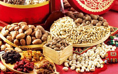 申城年货市场进销售高峰 1天零售量超1个月团购量