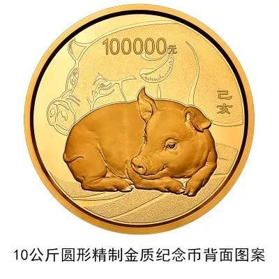 纪念币规格和发行量