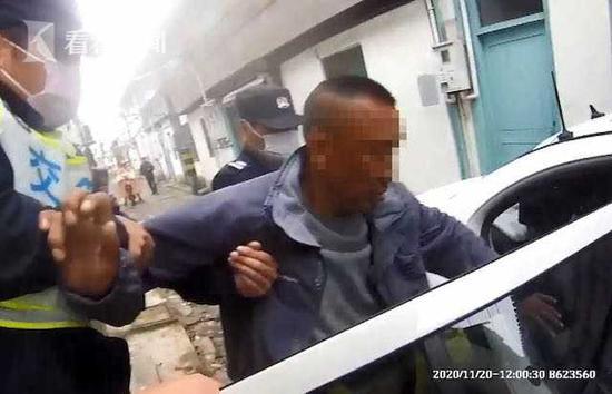 男子酒后报假警扬言被多人殴打 已被依法行拘并处罚款