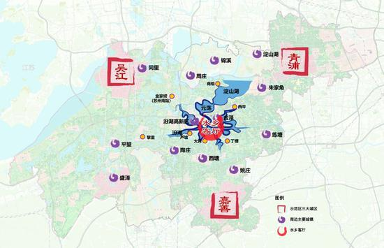 长三角示范区将轨交互通:上海地铁17号线西延连接苏浙