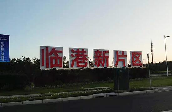 临港新片区 蒋立冬 摄