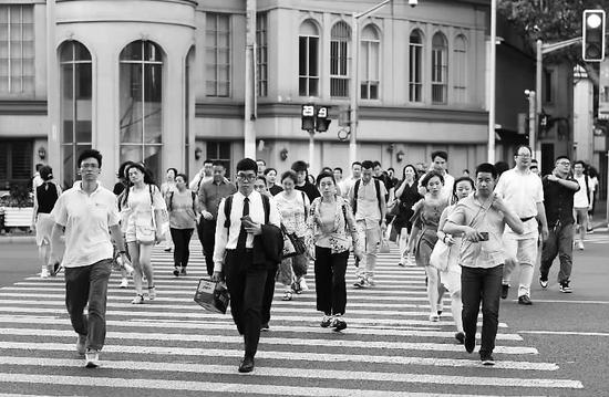 ■劳动报首席记者 叶 赟 摄影 王陆杰