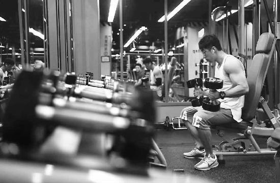 上海市平易近体质健康状况优胜 42.8%市平易近经常体育锤炼