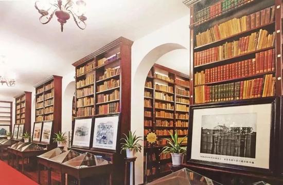 沪最早的近代图书馆徐家汇藏书楼修缮完毕 近期将开放