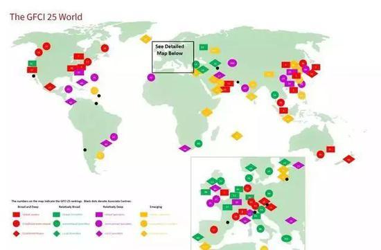最新一期全球金融中心指数公布:上海排名世界第五