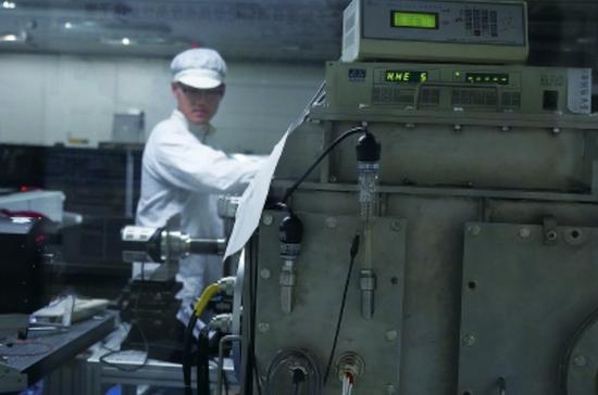 沪沈百飞项目组创多项国内外首次 为大科学装置保驾护航
