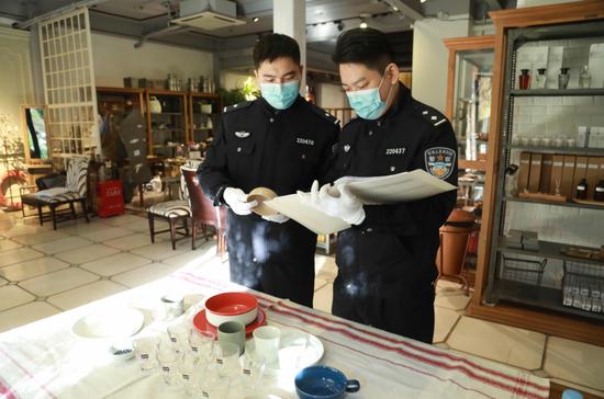 公司走私进口家居用品在上海开网红门店 案值四千万元