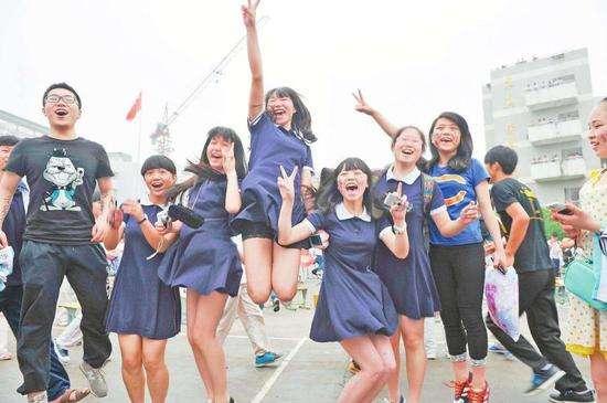 上海生源考生被部分外省市高校录取 可领取经济补贴