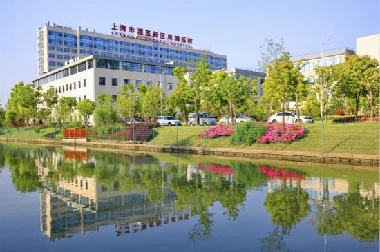 图说:浦东新增周浦医院等4家区属三级医院 受访者供图