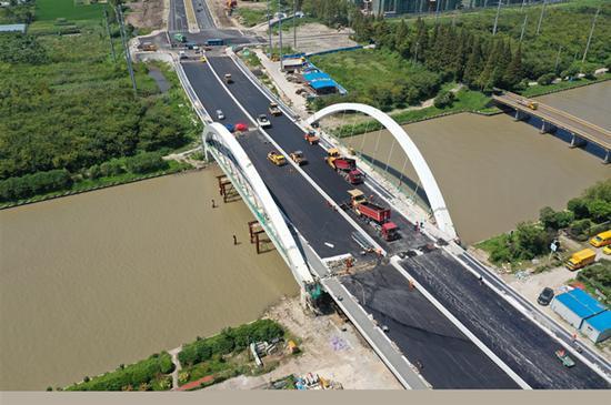 图说:南横引河桥