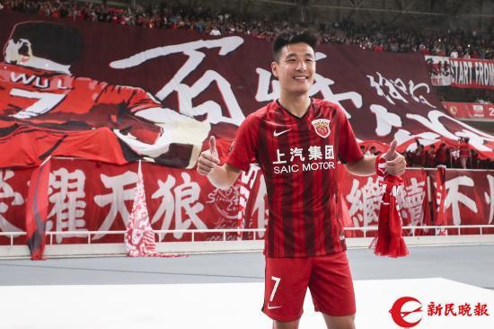 图说:中超金靴武磊无缘亚洲足球先生的最终三甲名单 资料图 新民晚报记者 李铭珅 摄