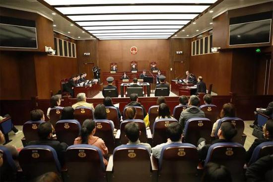 浦北路杀害小学生案一审开庭 被告人患有精神分裂症