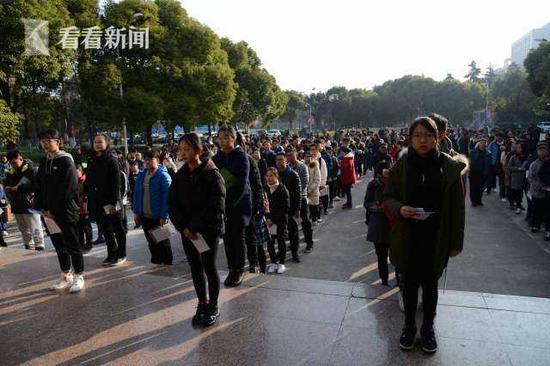 上海春季高考下周一、二填报志愿 可填报2个专业志愿