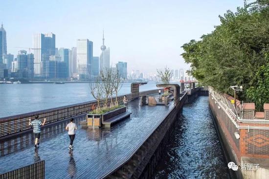 杨浦9月再开放2.7公里滨江岸线 商业载体将达200万m2