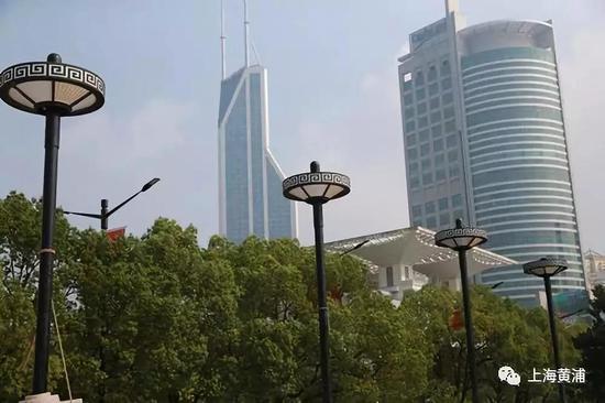 人平易近广场音乐喷泉改革项目收尾阶段 最新实景后果一览