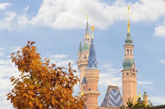 上海迪士尼乐园将实行四级票价 特别高峰日门票699元