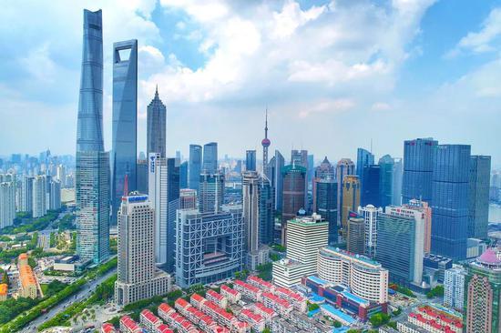 2019年浦东新区居民人均可支配收入突破7万元 创新高