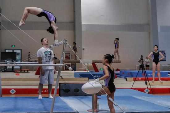 崇明体育训练基地体操馆:体操训练背后竟藏着这么多门道