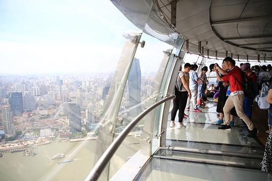 东方明珠不只能登高 新基建让本地游客认识宝藏地标