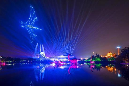上海旅游節成長三角文旅展示舞臺:高鐵直達 風光無限好