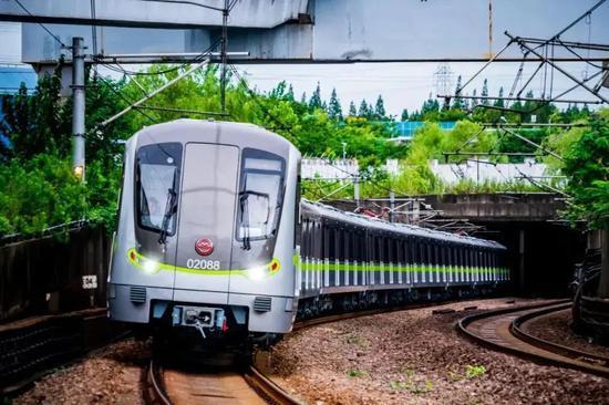 轨交2号线将成全球首条拥有双套信号系统的地铁线路