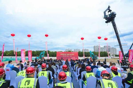 53个重大项目在上海奉贤集中开工 投资额超过170亿元