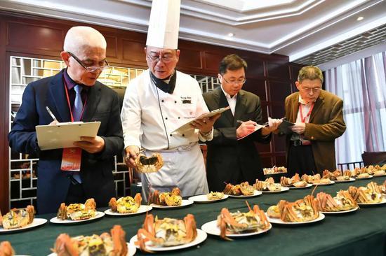 全国河蟹奥斯卡奖在上海揭晓