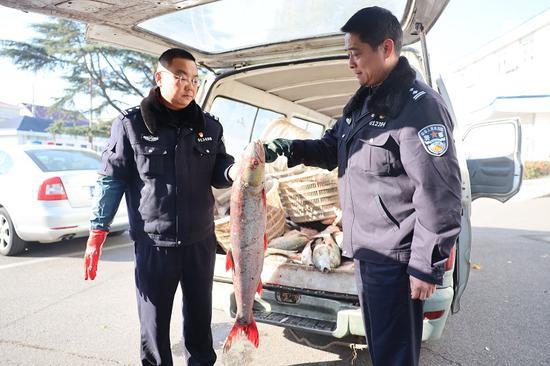 长江流域重点水域十年禁渔全面启动以来 上海首案告破