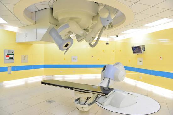 治疗覆盖40余种肿瘤疾病 接近6成患者来自长三角地区