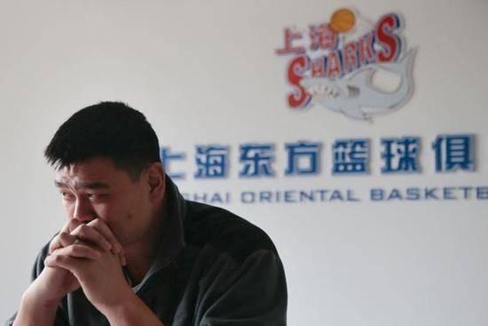 姚明卸下上海男篮老板身份 球队前副总钱安柯任总经理