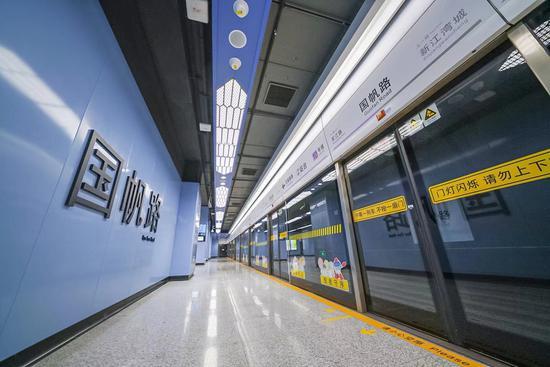 一年内上海地铁发生5分钟以上延误78次 3号线成重灾区
