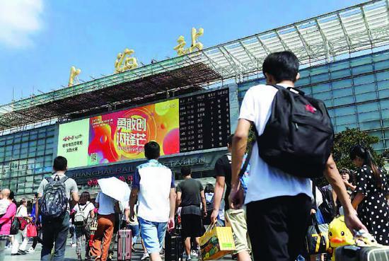 上海市民中秋小长假出游热情高 亲子、夜游线路受欢迎
