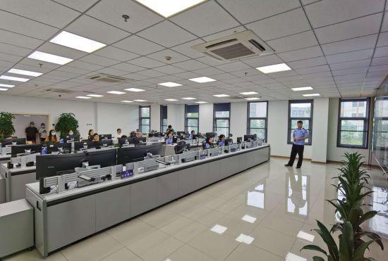 青浦建设城市运行管理1+X模式 提