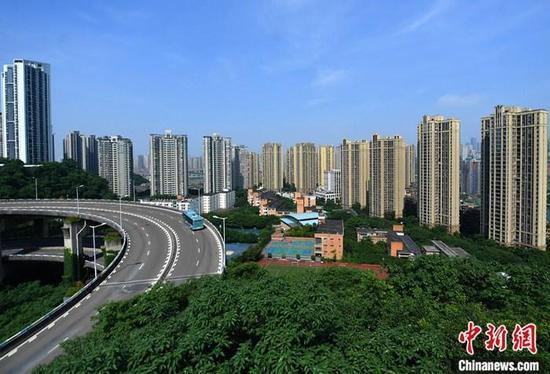 上半年50城土地出让收入同比涨逾17% 杭沪京居前三