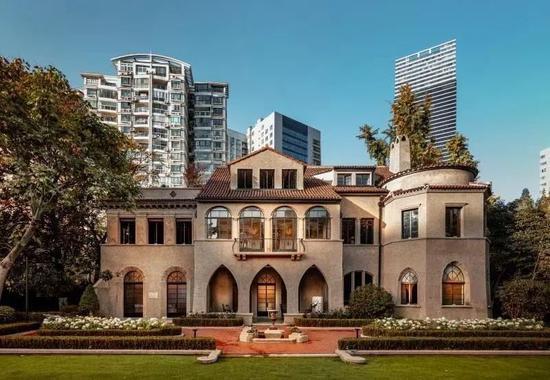 上海孙科别墅修整完毕 14日起正式向公众免费预约开放
