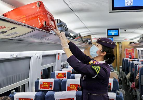 长三角铁路今日预计发送旅客175万人次 以短途游为主