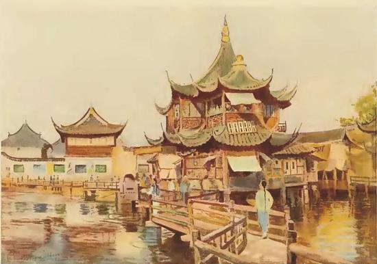 豫园和老城隍庙:一墙之隔老庙名园相得益彰