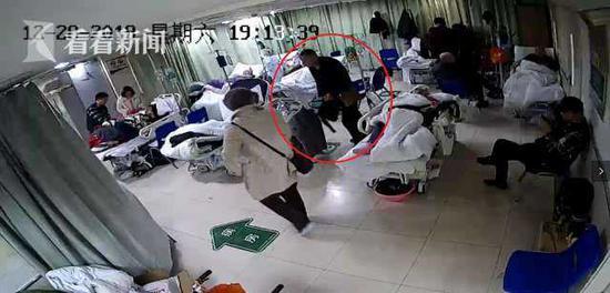 男子医院对手术患者救命钱下手 爱好赌博无正当职业