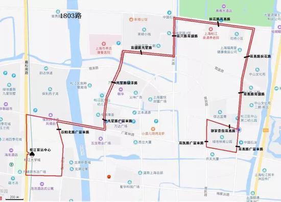 上海又有一波公交线优化调剂 调剂后线路走向一览
