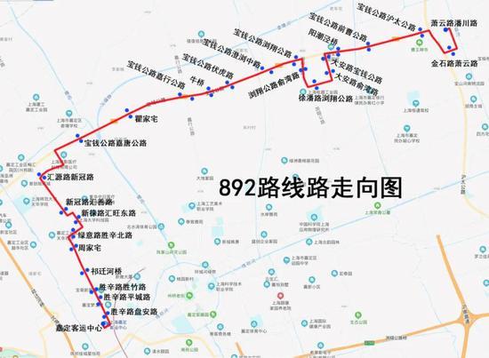 上海5条公交线近期将有调整