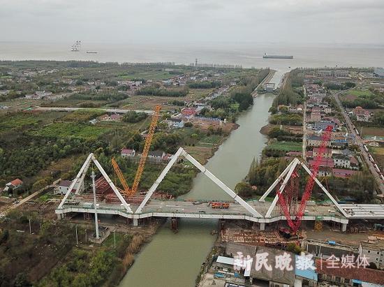 上海重大工程复工按下加速键 14号线盾构机推进