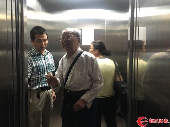 沪房管局:加装电梯门槛适当放宽 居民意愿和共识放首位