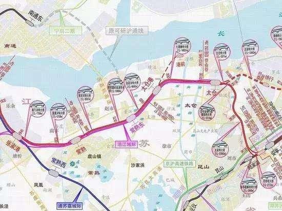 沪苏湖铁路可研报告获批 上海至吴江缩短至20分钟