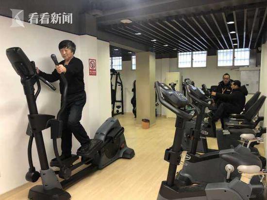 上海首家共享市民健亚洲杯身房上线 最低2元一小时